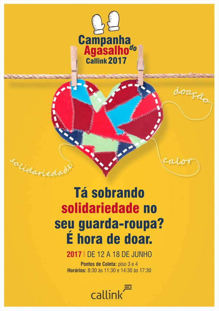 98f87ee8b56 Callink envolve colaboradores em campanha de doação de agasalhos ...