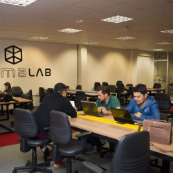 16a79fd6e679b Una Uberlândia inaugura espaço de inovação aberto para alunos e comunidade